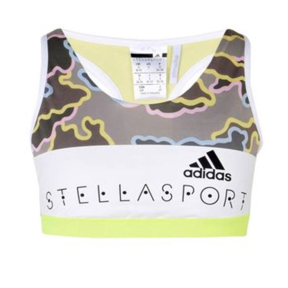 c19b6f677a836 Adidas by Stella McCartney Other - adidas by stella McCartney camo  stellasport bra
